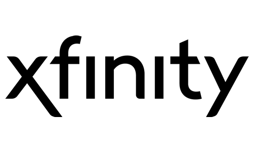 Xfinity logo.