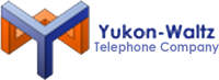 Yukon Waltz Telephone Company logo