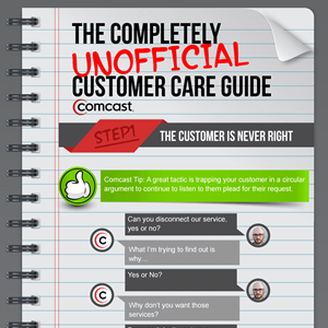 The Unofficial Comcast Customer Service Guide