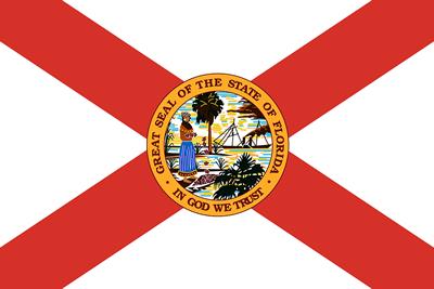 FL state flag.