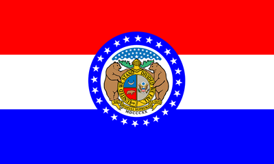 Missouri state flag.