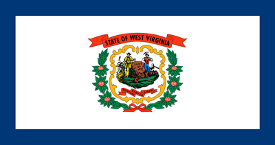 West Virginia state flag.